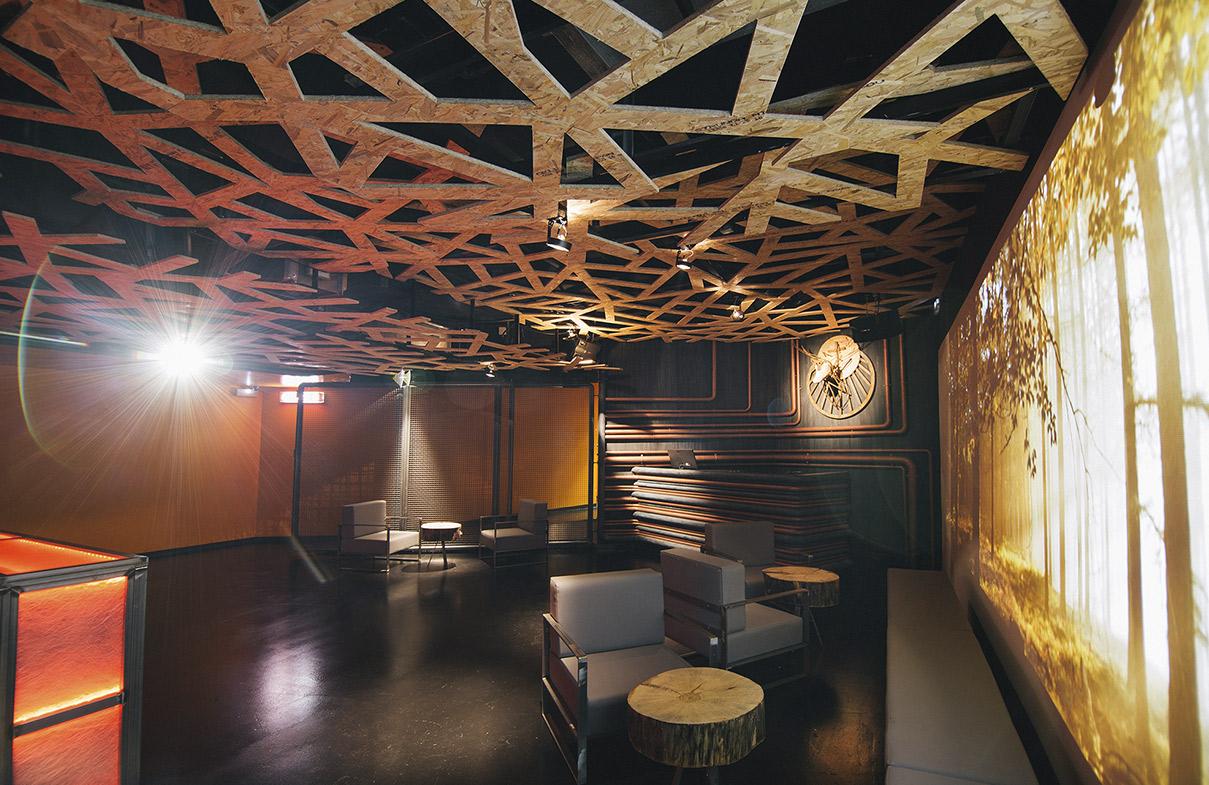 Dise o de interiores jagermeister nihil estudio for Diseno de interiores valencia