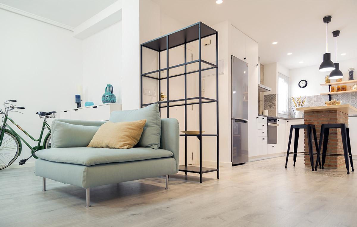Interiorismo vivienda en beter nihil estudio for Diseno de ambientes interiores