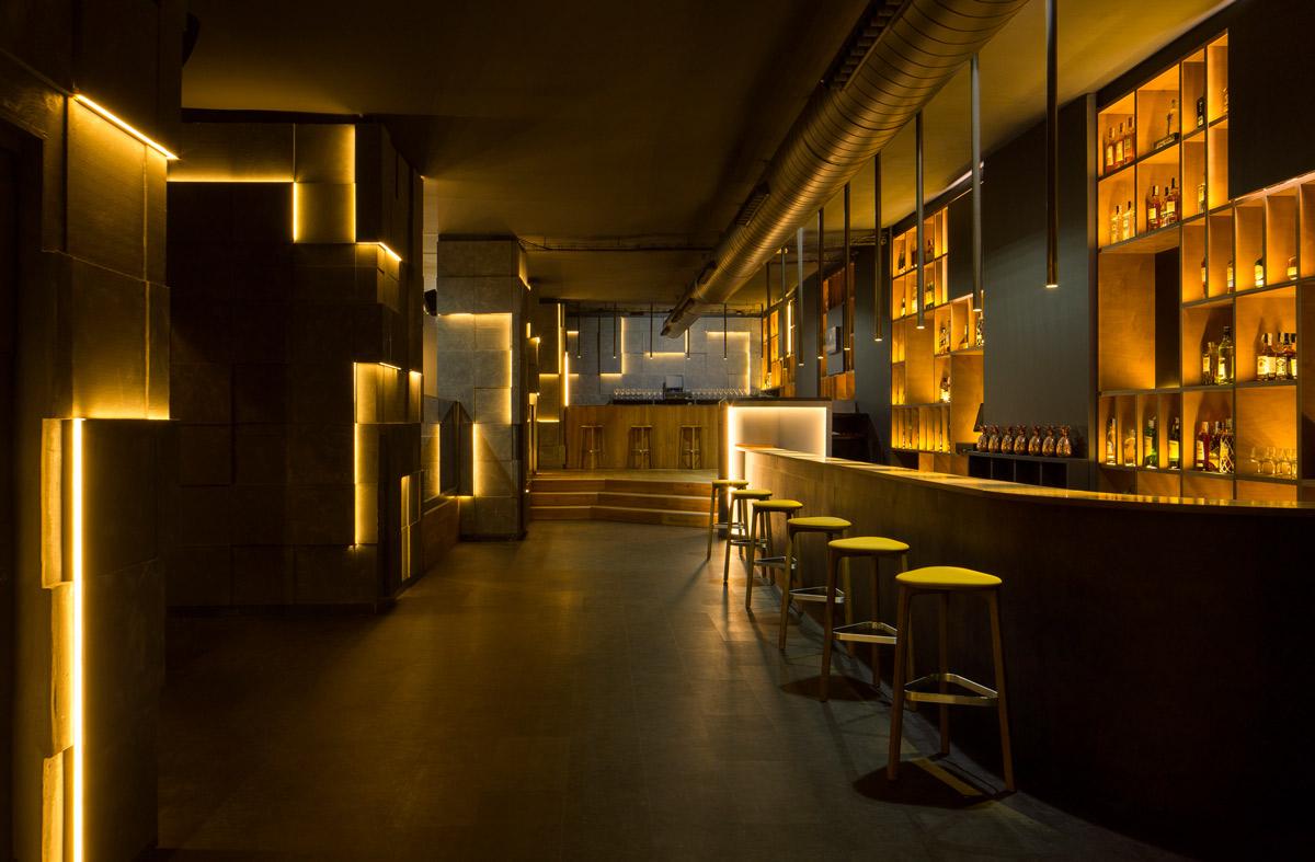 Dise o de interiores y branding jagger nihil estudio - Diseno de interiores valencia ...
