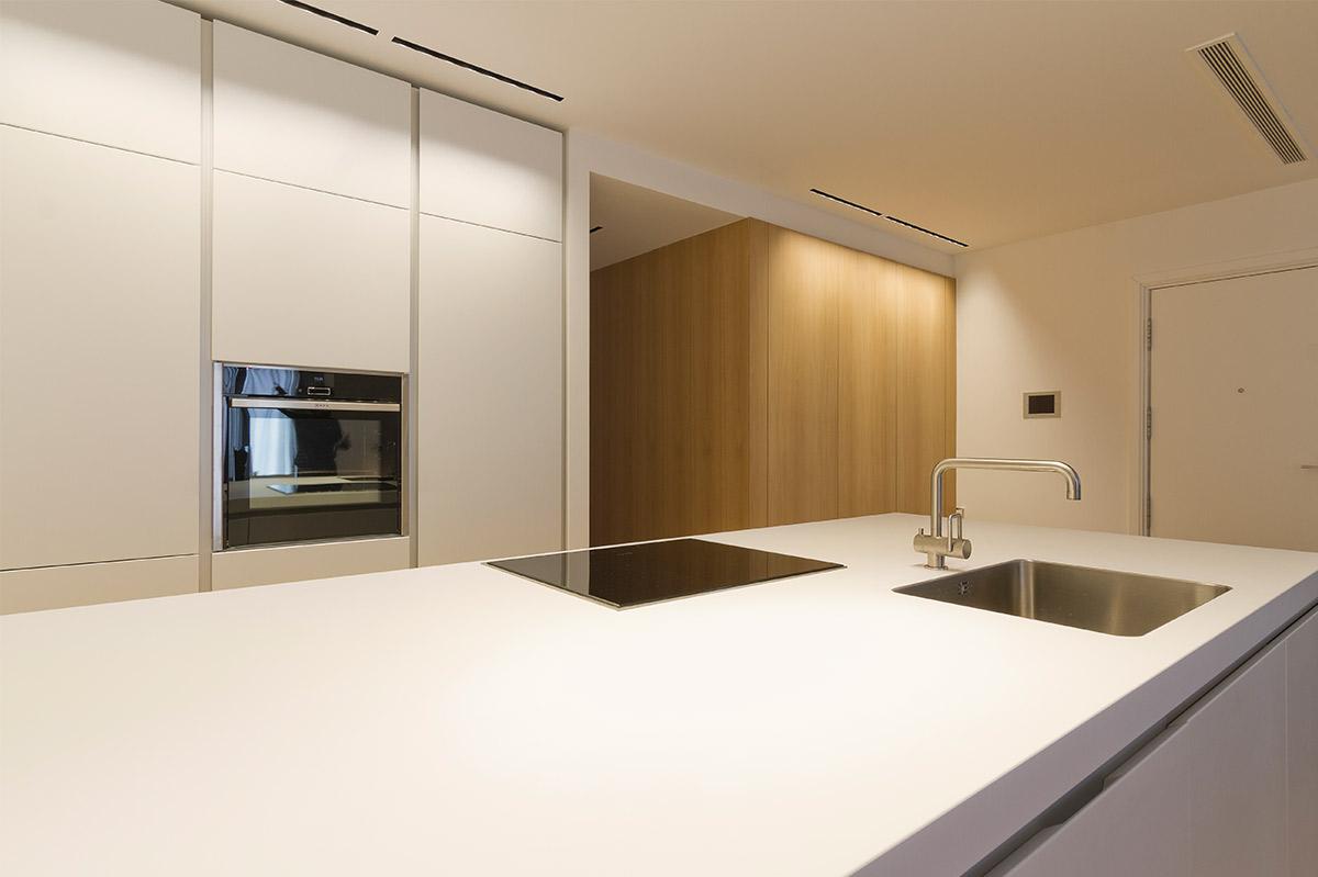 Interiorismo vivienda en ruzafa nihil estudio for Diseno de interiores valencia